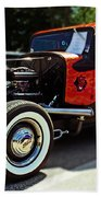 1932 Ford Coupe Beach Towel