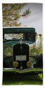 1932 Frontenac 6-70 Sedan  Beach Towel