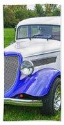 1933 Ford Vicky Beach Towel
