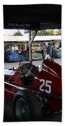 1935 Maserati 4cm Beach Towel