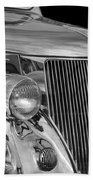 1936 Ford - Stainless Steel Body Beach Towel