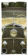 1936 Mercedes Benz Beach Towel