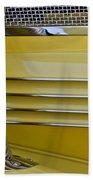 1937 Cord 812 Phaeton Hood Fender Beach Towel