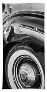 1941 Packard 110 Deluxe -1092bw Beach Towel