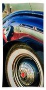 1941 Packard 110 Deluxe -1092c Beach Towel
