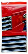 1942 Gmc  Pickup Truck Beach Towel