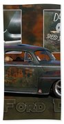 1946 Ford Deluxe Beach Towel