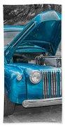 1946 Ford Pickup Beach Towel