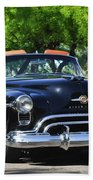 1950 Oldsmobile 88 -105c Beach Towel
