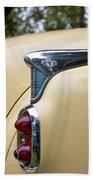 1952 Buick Eight Tail Light Beach Towel