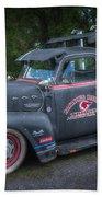 1952 Chevy Pickup Beach Towel