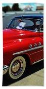 1953 Buick Beach Towel