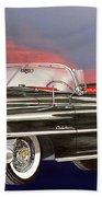 1953  Cadillac El Dorardo Convertible Beach Towel