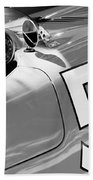 1953 Ferrari 375 Mm Spider Beach Towel