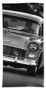 1955 Chevy Bel Air Beach Towel