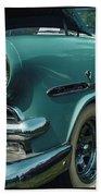 1953 Ford Crestline Beach Towel