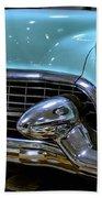 1956 Cadillac Lasalle Beach Towel
