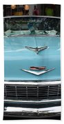 1956 Chevy Bel-air Beach Towel