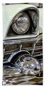 1956 Packard Caribbean Grill Beach Towel