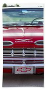 1959 Impala Hardtop Sport Coupe Beach Towel