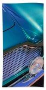 1960 Aston Martin Db4 Series II Grille Beach Towel