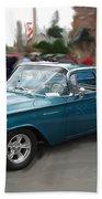 1960 Chevy El Camino Beach Towel