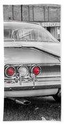 1960 Chevy Impala   7d08509 Beach Towel