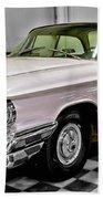 1960 Chrysler Windsor Beach Towel