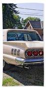 1960 Thunderbird 2 Beach Towel
