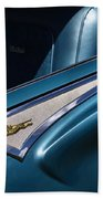 1961 Chrysler New Yorker Town And Country Beach Towel