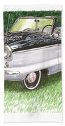 1961 Nash Metro Convertible Beach Towel