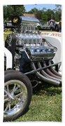 1962 Chrysler Hemi Roadster Beach Towel