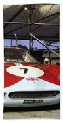 1964 Ferrari 250 Lm Beach Towel