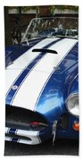 1965 Cobra Shelby Beach Towel
