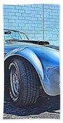 1965 Shelby Cobra- 1 Beach Towel