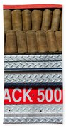 1966 Ford Young Fire Engine Beach Towel