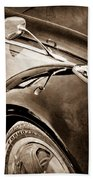 1966 Volkswagen Vw Beach Towel