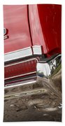 1968 Oldsmobile 442 Beach Towel