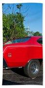 1969 Buick Gs Beach Towel