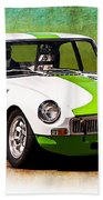 1970 Mgb Gt Beach Towel
