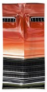1971 Buick Gs Sport Coupe Beach Towel