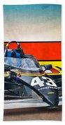 1983 Lola T700 Indy Car Beach Towel