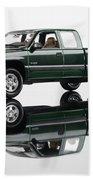 1999 Chevy Silverado Truck Beach Towel