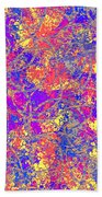0147 Abstract Thought Beach Towel