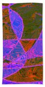 0188 Abstract Thought Beach Towel