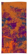 0199 Abstract Thought Beach Towel