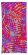 0218 Abstract Thought Beach Towel