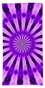 Abstract 122 Beach Towel