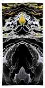 Abstract 138 Beach Towel