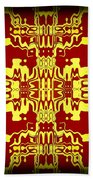 Abstract Series 3 Beach Towel